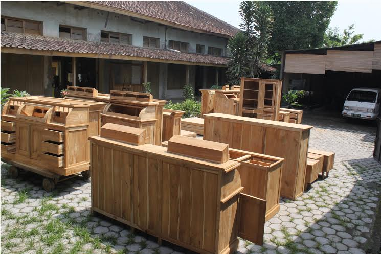 Teak Furniture Indonesia Factory Home Nature Aruba